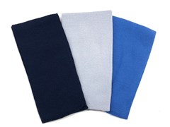 AGBO шарф для мальчика, однотонный