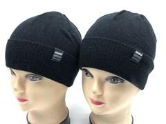 AGBO шапка одинарн.вязка (р.48-50)