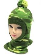 ПриКиндер шлем MH3- 983 с утепл. подкл.х/б (р.50-52)