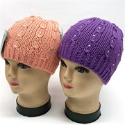 amal шапка одинарн.вязка (р.50-52)