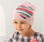 .AJS шапка 38-069 одинарн.вязка (р.50-52)