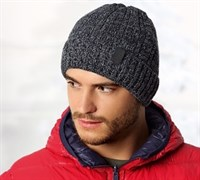 .AJS шапка 36-525 шапка подкл.флис (р.54-56)