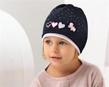 .AJS шапка 38-032 одинарн.вязка (р.46-48)