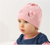 .AJS шапка 38-019 одинарн.вязка (р.46-48)