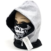 STAR капюшон череп