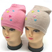 Fido модель 986 шапка одинарн. трикотаж (р.42-44)