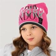 .AJS шапка 38-104 одинарн.вязка (р.52-54)