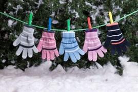 margot перчатки UTA одинарная вязка хлопок (размер 12)