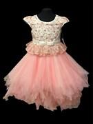 платье размеры 3-7 лет (в уп. 4 шт.)