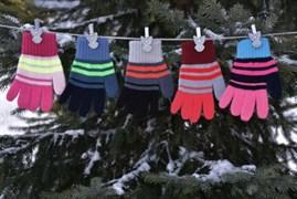 margot перчатки KARO одинарная вязка (размер 14)