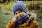 Осенние шапки AGBO оптом
