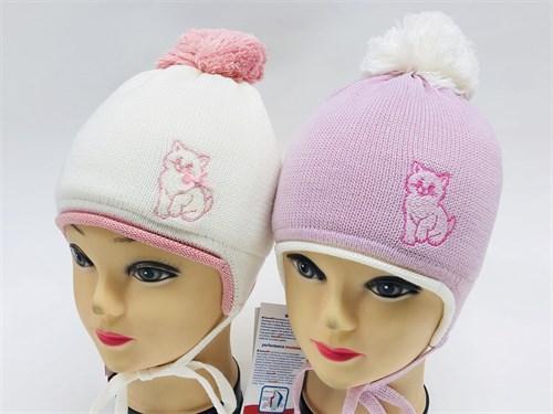 Barbaras модель WP 203/ME ISOSOFT шапка вязаная, подклад хлопок(р.44-46) - фото 11177