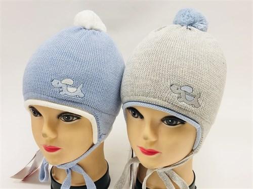 Barbaras модель WP 303/ME шапка с утеплителем, подклад хлопок (р.44-46) - фото 11227
