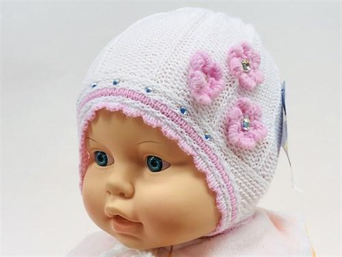 GRANS шапка Ku 103 одинарная вязка (р.38-40) - фото 11576
