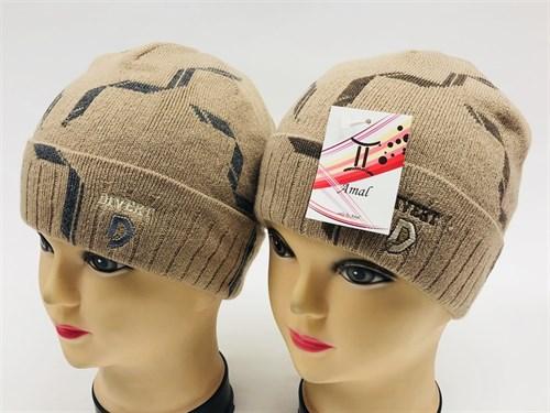 amal шапка одинарная вязка (divert)(р.50-52) - фото 11678