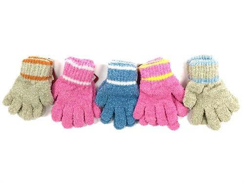 margot перчатки GLOVES3 одинарная вязка (размер 86/12) - фото 11738