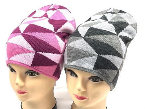 Fenix шапка L1632 одинарная вязка (р.52-54) - фото 11793