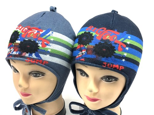 ambra шапка с утеплителем подклад хлопок (р.48-50) - фото 12201