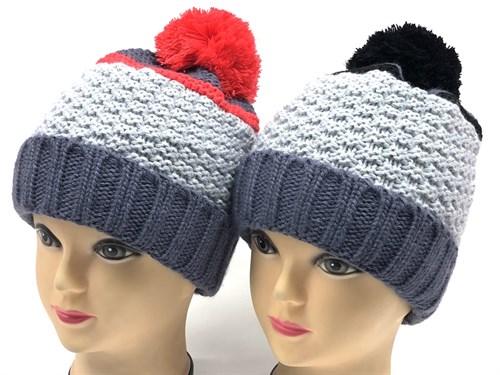 margot модель JES шапка подклад флис (р.52-54) - фото 12319