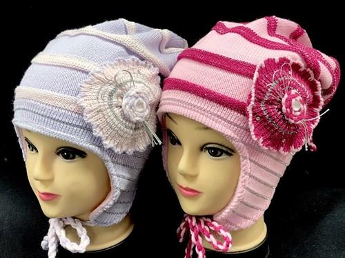 Malajka шапка подкл.флис (р.50-52) - фото 12786