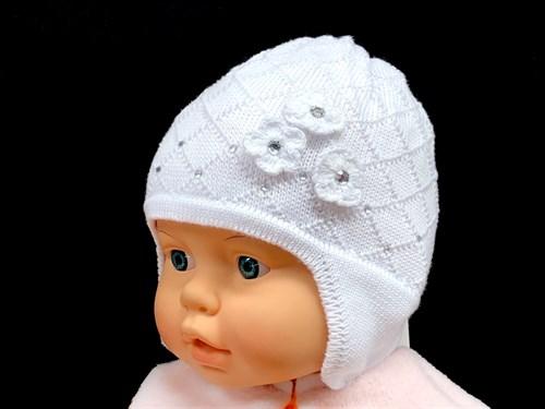 barbaras модель U 63 шапка подклад хлопок (р.46-48) розовая - фото 12815