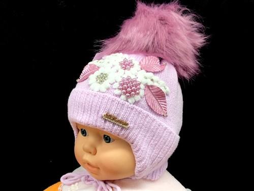 LVG шапка с утеплителем, подклад хлопок (р.44-46) - фото 12883
