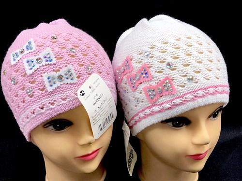 AGBO шапка 154 RENATA одинарн.вязка (р.48-52) - фото 12949