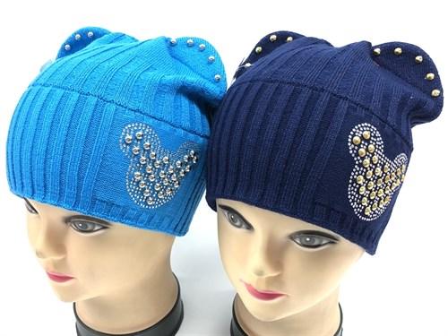 amary шапка двойн.вязка (р.50-52) - фото 13003