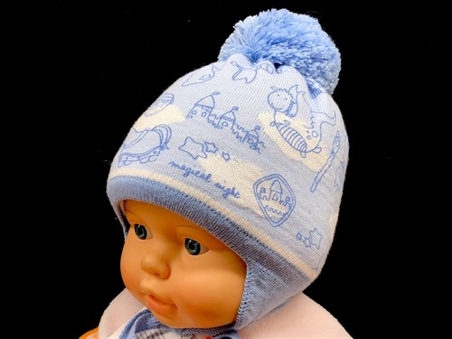 Barbaras модель WP  15/ME ISOSOFT шапка (р.42-44) - фото 13015