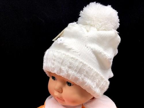 Barbaras модель Y 36 шапка вязаная, подклад флис (р.46-48,48-50) - фото 13028