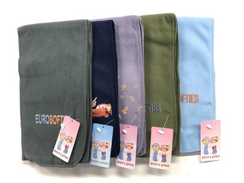 шарф флисовый для мальчика - фото 13040