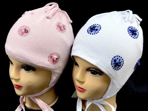Barbaras модель BH 19/C шапка подклад хлопок (р.46-48,52-54) - фото 13208