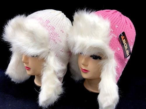 SOLBI шапка подклад мех (р.52-54) - фото 13907