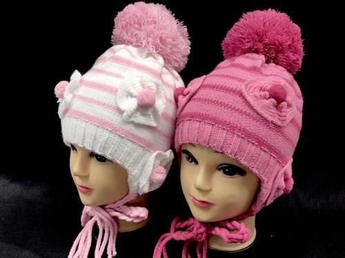 Aguti модель W112 шапка двойн.вязка (р.50-52) - фото 13916