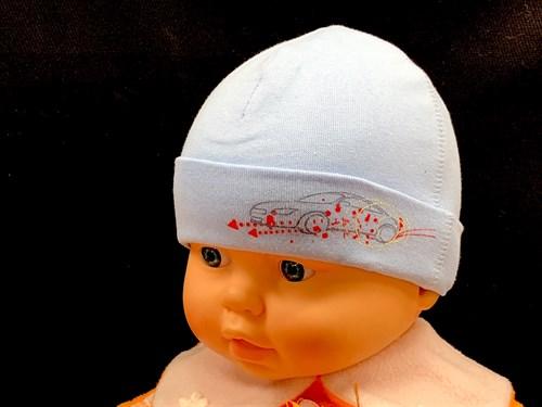 TuTu модель 3-001954 шапка двойной трикотаж (р.38-42) - фото 14104