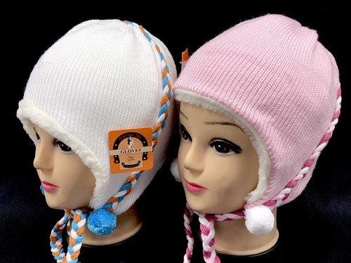 margot модель JEANY шапка подклад мех (р.50-52) - фото 14149