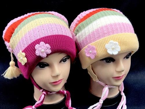aguti шапка двойная вязка (р.50-52) - фото 14362