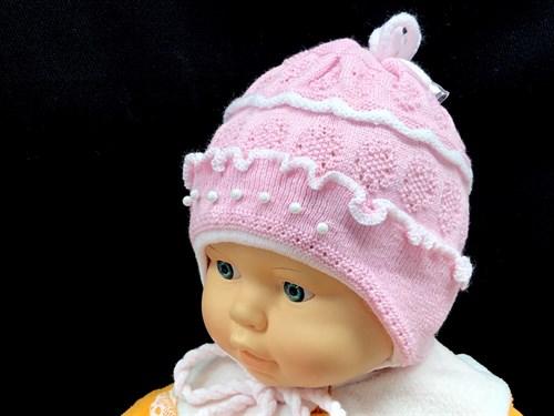GRANS шапка одинарная вязка (р.40-42) - фото 14398