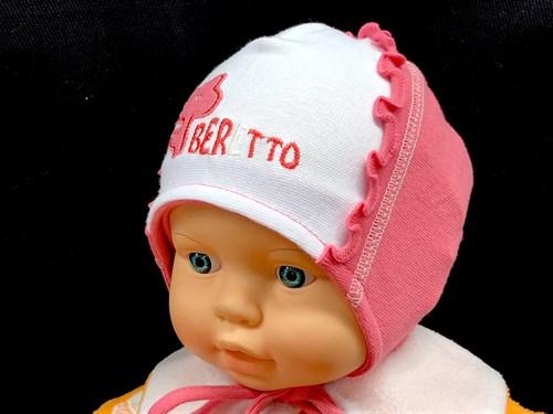 Beretto шапка 628 одинарный трикотаж (р.46-52) - фото 14472