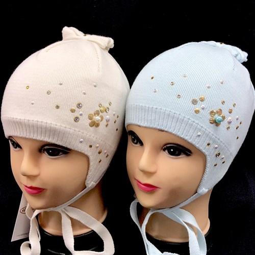 Barbaras модель BM 925/0 шапка подкл.хлопок (р.48-50,50-52) - фото 15284