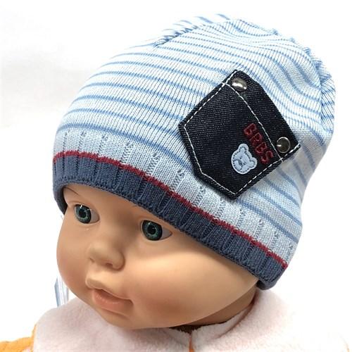 Barbaras шапка BF 65/0 одинарная вязка (р.44-46,46-48) - фото 15308
