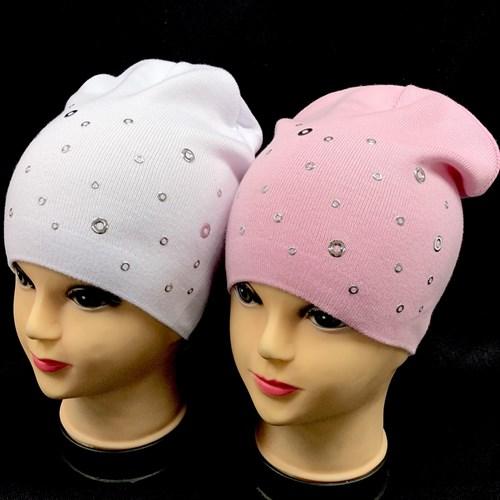 Barbaras модель BU 257/0 шапка одинарная вязка (р.50-52) - фото 15318
