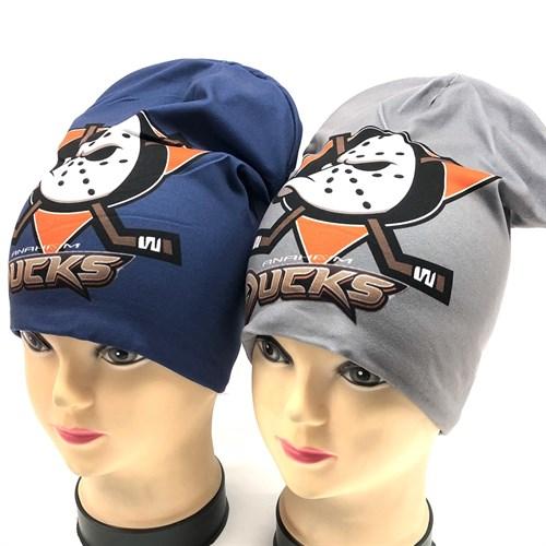 ambra шапка двойной трикотаж (р.52-54) - фото 15400