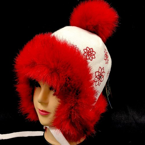 МегаШапка модель 501 шапка с утеплителем подклад хлопок (р.56) - фото 15514