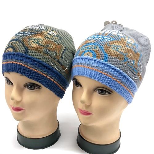 ANPA модель L 5 шапка одинарная вязка (р.46-48) - фото 16061