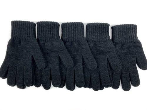 Теплыши перчатки TG-046 одинарная вязка (размер 16) - фото 16301