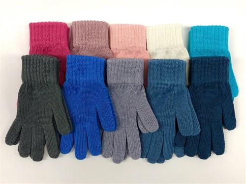 Теплыши перчатки TG-129 одинарная вязка (размер 14) - фото 16420