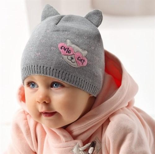 .AJS шапка 38-010 одинарн.вязка (р.46-48) - фото 16451