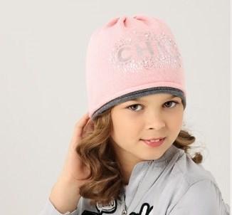 .AJS шапка 38-103 одинарная вязка (р.50-52) - фото 16487