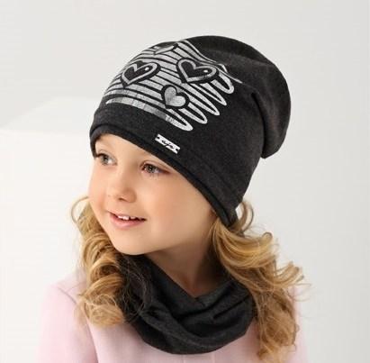 .AJS шапка 38-139 одинарн.трикотаж (р.52-54) - фото 16585